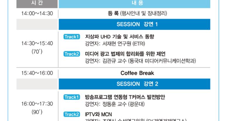 미디어 환경 변화에 따른 IPTV방송산업 발전방안_한국IPTV방송협회