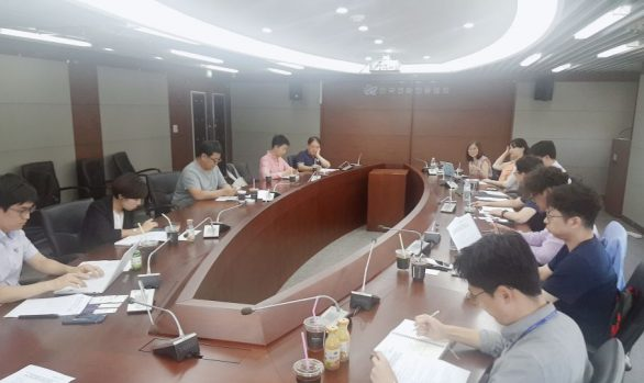 [협회활동] MCN 산업발전 협의체 회의